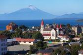 Puerto varas, patagonia, chile — Stockfoto
