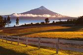 Osorno vulkanen — Stockfoto