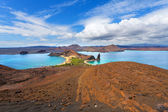 Bartolome island, Galapagos islands — Stock Photo