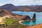 Bartolome island — Stock Photo