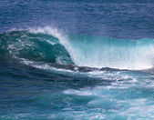 Wave on the Pacific ocean — Stock Photo
