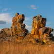 Stones  in Isalo - Stock Photo