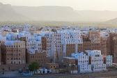 Stad van shibam, jemen — Foto de Stock