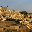 Cityscape in Toledo - Stock Photo