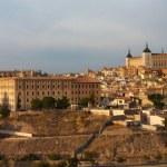 The ancient city Toledo — Stock Photo