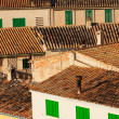 Village in Mallorca — Stock Photo #17665479