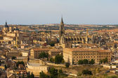 Cityscape in Toledo — Stock Photo