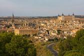 La antigua ciudad toledo — Foto de Stock