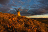 Windmills, Castilla la Mancha, Spain — Stock Photo