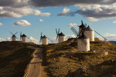 Windmills, Spain — Stock Photo
