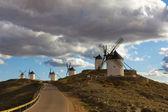 Windmills, Spain — Stock Photo