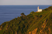 Sunrise at the Lighthouse Igueldo — ストック写真