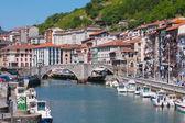 Port in San Sebastian Country — Stock Photo