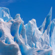 Stock Photo: Glacier Perito Moreno in Patagonia