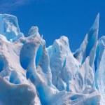 Glacier Perito Moreno in Patagonia — Stock Photo