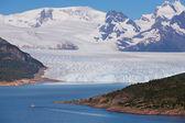 ледник перито-морено, патагонии — Стоковое фото