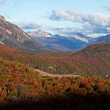 Autumn Landscape in the mountain — Stock Photo #17697011