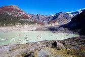 Black Glacier, Argentina — Stock Photo