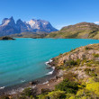 Stock Photo: National Park Torres del Paine