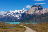 The National Park Torres del Paine — Stock Photo