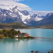 The National Park Torres del Paine — Stock Photo #17794921