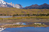 Perito Moreno National Park — Stock Photo