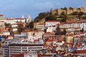 Cityscape lizbon — Stok fotoğraf