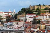 Cityscape in Lisbon — Stock Photo