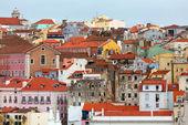View of Lisbon — Stock Photo