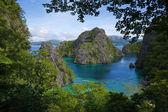 Philippine seascape — Stock Photo