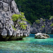 Philippine seascape — Stock Photo