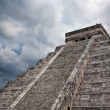 Royalty-Free Stock Photo: Mayan pyramid in Mexico