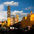 Church, Puebla - Stock Photo