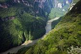 Canyon del Sumidero, Tuxtla Gutierrez, Mexico — Stock Photo