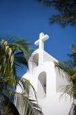 Church in Playa del Carmen — Stock Photo