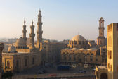 The minarets of Cairo — Stock Photo