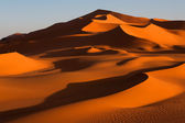 Sand patterns — Stock Photo