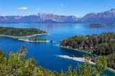 Lake Nahuel Huapi — Stock Photo