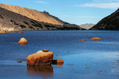 Tonchek lagoon, Bariloche — Stock Photo