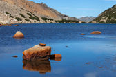 Tonchek lagoon, Bariloche — Stock Photo