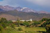Mountain village Cachi — Stock Photo