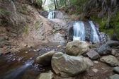 Cascada Los Alerces — Stock Photo