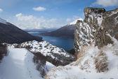 National park Tierra del Fuego — Stock Photo