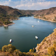Lake San Roque, Cordoba — Stock Photo