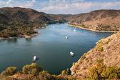 Lake San Roque, Cordoba — Stock Photo