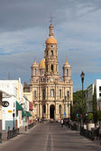 Cathedral in the ancient city Aguascalientes, Mexico — Foto de Stock