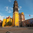 Puebla - one of the magic towns in Mexico — Stock Photo