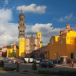 Stock Photo: Puebl- one of magic towns in Mexico