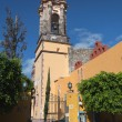 The historic Mexican city of San Miguel de Allende — Foto de Stock