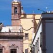 Old colonial city Zacatecas, Mexico — Stock Photo
